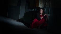 Angstige vrouw - Creative own Work - Diana van Neck - Fotograaf Zutphen