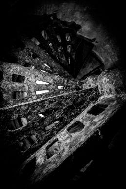 Detail van een trap (stairs) - Creative own Work - Diana van Neck - Fotograaf Zutphen