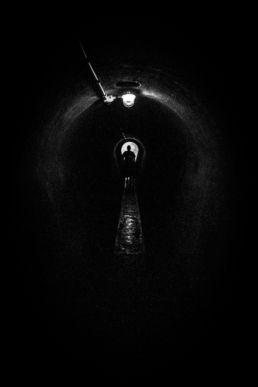 End of the Tunnel - Creative own Work - Diana van Neck - Fotograaf Zutphen