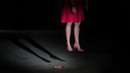 opgehangen slachtoffer - Creative own Work - Diana van Neck - Fotograaf Zutphen